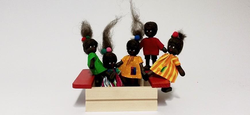 15 - Fünf Afrikaner