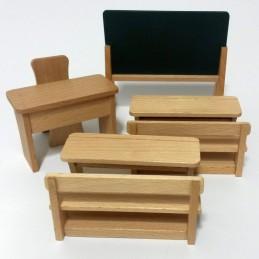 Schule (Tafel, Tisch,...