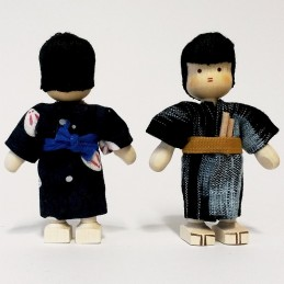 Junge, Takashi aus Japan