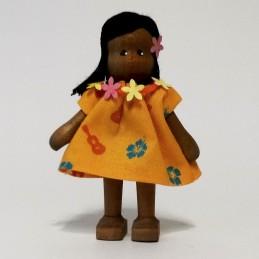 Mädchen, Malou von Hawaii