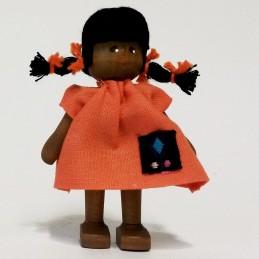 Mädchen, Juanita aus Bolivien