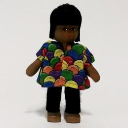 Junge, Anselmo aus Bolivien