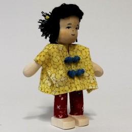 Mädchen, Meng-Lee aus China