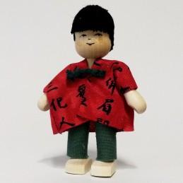Junge, Ming-Hao aus China