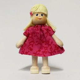 Mädchen, Haare offen, blond