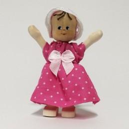 Baby, Kleid-rosa