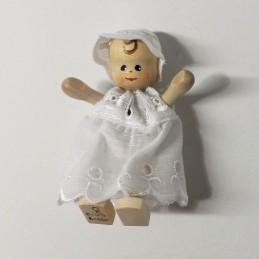 Baby, Kleid weiß